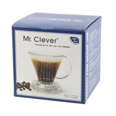 Воронка Clever Dripper — Eastbrew Coffee