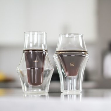 Kruve EQ Glassware — Eastbrew Coffee